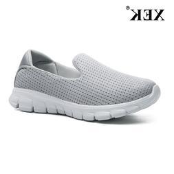 XEK 2018 New Breathable Walking <font><b>Shoes</b></font> So