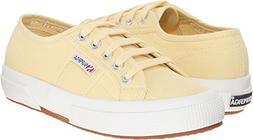 Superga Cotu Classic Women US 6 Yellow Sneakers