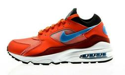 306551-800 Nike Air Max 93 Vintage Coral Men New Coral Blue