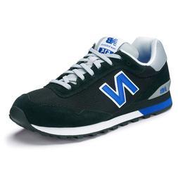 New Balance 515 Men's Sneakers NIB Color Black and Blue
