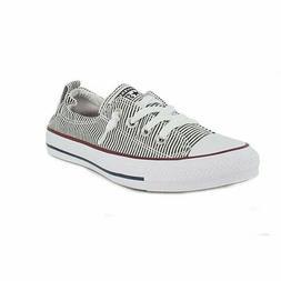 Converse 562034F Womens CTAS Shoreline Sneakers Black/White/