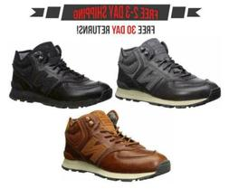 New Balance Men's 574 Mid Casual Fashion Retro High Top Snea