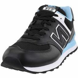 New Balance 574 Summer Sport Sneakers - Black - Mens