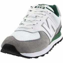 New Balance 574 Summer Sport Sneakers - Grey - Mens
