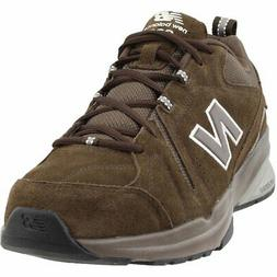 New Balance 608v5 Sneakers - Brown - Mens
