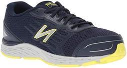 New Balance Boys' 680v5 Running Shoe, Pigment, 5 M US Big Ki