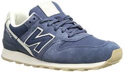 New Balance Women's 696v1 Sneaker, Vintage Indigo/sea Salt,
