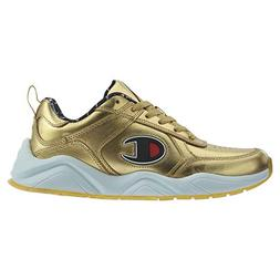 1d9d3da18e758 Champion 93 Eighteen Metallic Mens Style  CM100108-Gold Size