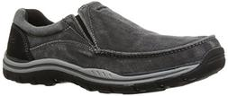 Men's Skechers, Expected Avillo Slip on Shoe DENIM BLUE 14 M