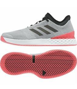 ADIDAS Adizero Ubersonic 3 Tennis Shoes Grey Sneakers CP8853