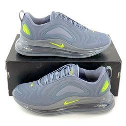 Nike Air Max 720 Cool Grey Volt Men's Shoes Sneakers Green G