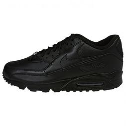 Nike Mens Air Max 90 Leather Running Shoe, Size 11.5