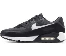 Nike Air Max 90 Smoke Grey Black Men's Sneakers
