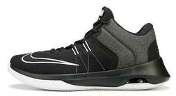 NIKE AIR VERSITILE Men's Basketball Shoes Black Athletic Mid