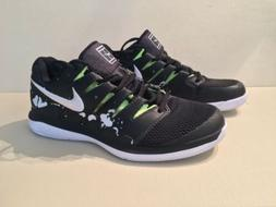 Nike Air Zoom Vapor X HC Premium Tennis Shoes Black White Sn