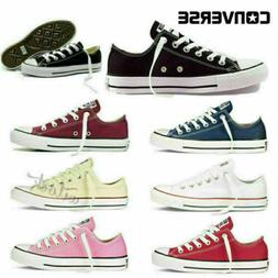 CONVERSE All Star Shoes Low Top Classic Colours Unisex Canva