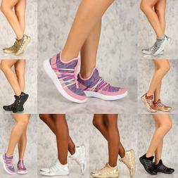 Ankle High Slip On Velvet Elastic Fabric Flexible Lightweigh
