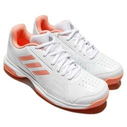 adidas Aspire White Coral White Women Tennis Shoes Trainers