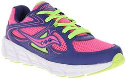 Girl's Saucony 'Cohesion 8 LTT' Athletic Shoe, Size 7 M - Pi