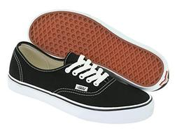Vans Authentic Black White VN-0EE3BLK Mens US 13 / UK 12 / E