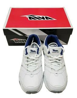Avia Avi-Verge Men's Sneaker Shoes Memory Foam White Blue Si