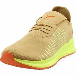 Puma Avid Evoknit Su Khaki Sneakers - Beige - Mens