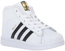 adidas Originals Baby Pro Model Inf Sneaker,White, Core Blac