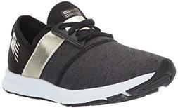 Balance Women's Nergize V1 FuelCore Sneaker,BLACK,8.5 D US