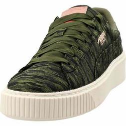 Puma Basket Platform Velvet Rope Sneakers Casual   Sneakers