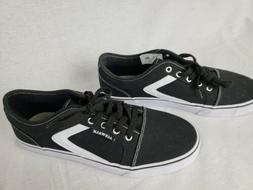 Black and White Men's Airwalk Skater Shoes / Sneakers - Size