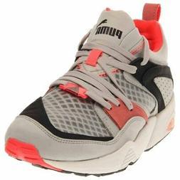 Puma Blaze Of Glory Trinomic Crackle Sneakers - Grey - Mens