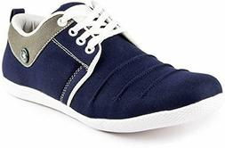 Good Minar Blue Casual and Party Wear Sneakers for Mens And