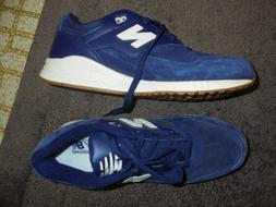 New Balance Blue Navy 530 Men's Vintage Style Running Shoes