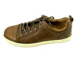 Born Hand Crafted Brown Leather Shoes Fashion Sneakers Lace