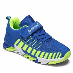Boys Athletic Sneakers Casual Shoes Running Sports For Kids