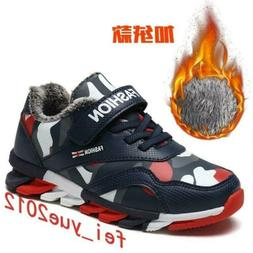 Boys Fashion Athletic Sneakers Casual Shoes Running Sports F
