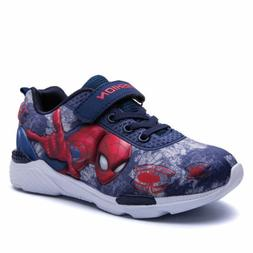 Boys Shoes Athletic Sneakers Spider-Man Casual Shoes for kid