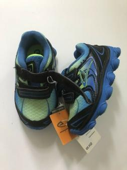C9 By Champion Boys Size 5 Blue And Green Sneakers