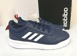 adidas Boys' Tensaur Sneakers Shoes - Size 12, 13, 4 - NAVY