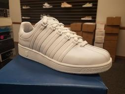 Brand New in Box K SWISS 03343 101 Men Vintage Iconic Sneake