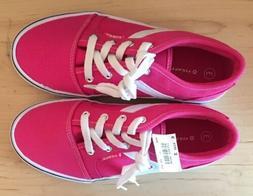 BRAND NEW Airwalk Legacee Girls Pink Rose White Laceup Size
