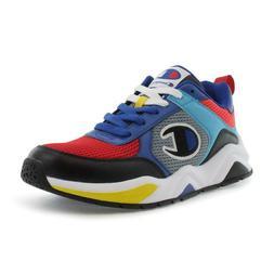 Brand New CHAMPION Men's 93Eighteen Black Multi Color Shoes