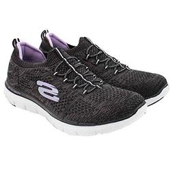 Skechers Ladies Bungee Slip On Shoes