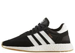 Mens Adidas Originals Iniki Runner I5923 - Black White Runn