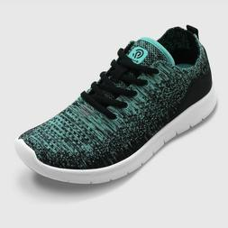 C9 Champion Women's Freedom 2 Wide Width Knit Sneakers, Turq