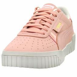 Puma Cali Nubuck Sneakers Casual    - Pink - Womens