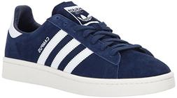 adidas Originals  Men's Campus Sneakers, Dark Blue/White/Cha