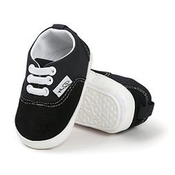 RVROVIC Baby Boys Girls Shoes Canvas Toddler Sneakers Anti-S