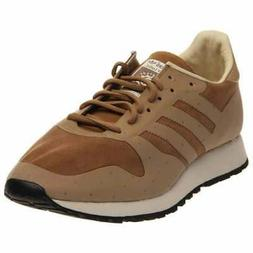 adidas Center Weld Leather  Casual   Sneakers - Tan - Mens