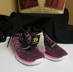 Champion C9 Focus 2 Flex Foam Pink Sneakers Girls Size 5
